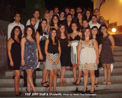 YSIP2009group